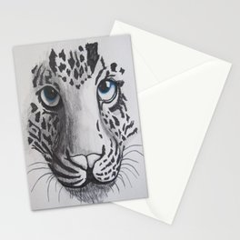 Cheetah Stationery Cards