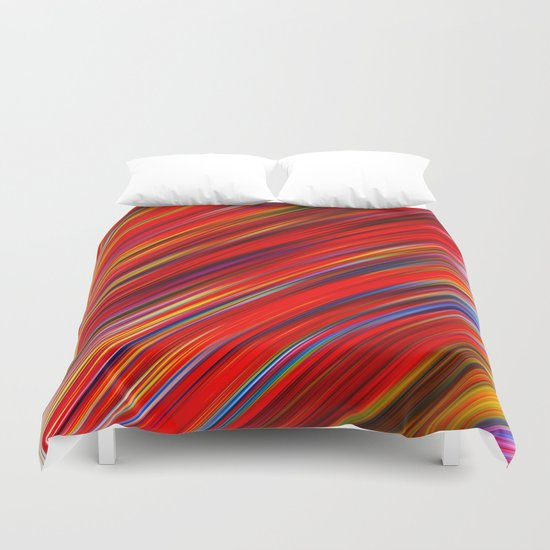 NOWHERE FAST Duvet Cover