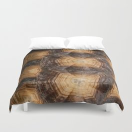 Shell Game Duvet Cover