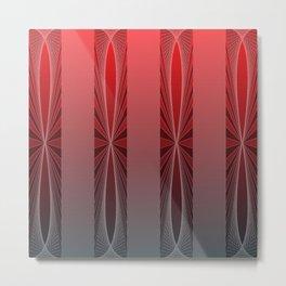 math vibes 10 Metal Print