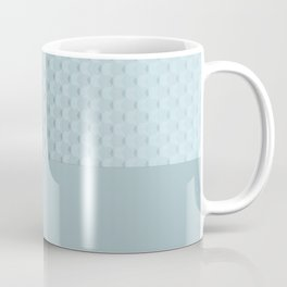 Blue mother of pearl Coffee Mug