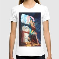dungeons and dragons T-shirts featuring Dragons by youcoucou