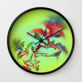 Vegan Dream Wall Clock