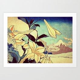 Dreams of Iinyia Art Print