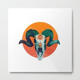 Ram Metal Print