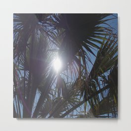 Land of the Sun Metal Print