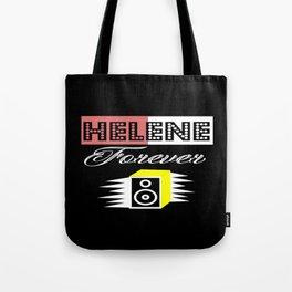 Helene Name Day Music Funny Tote Bag