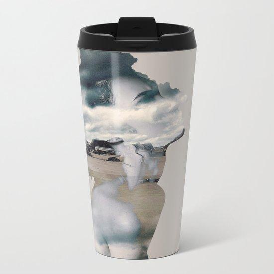 Wild Nature Metal Travel Mug