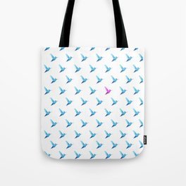 Little bird of happiness Tote Bag