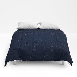 in your multitudes Comforters