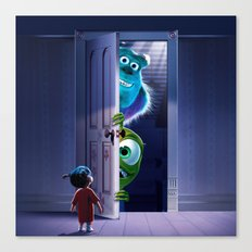 MONSTER Inc Canvas Print