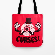 curses! Tote Bag