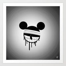 Mickey Art Print