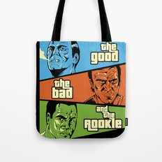 The Good, The Bad and the Rookie Tote Bag
