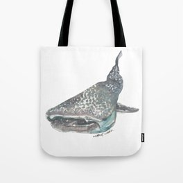 Watercoloured Whaleshark  Tote Bag
