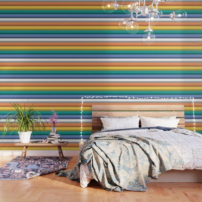 Accordion Fold Series Style B Wallpaper