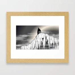 Bat? Framed Art Print