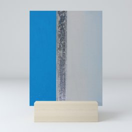 Blue Dream 2 Mini Art Print
