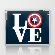 Captain's Love Laptop & iPad Skin