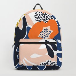 More design for a happy life - high Backpack