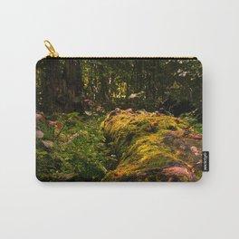 Fallen Log Carry-All Pouch