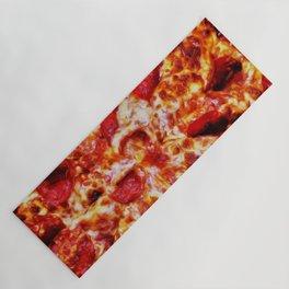 Pizza Painting Yoga Mat 2fe938d3dcdb1