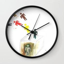 La Matrice Wall Clock