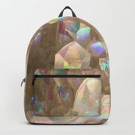 Unicorn Horn Aura Crystals Backpack