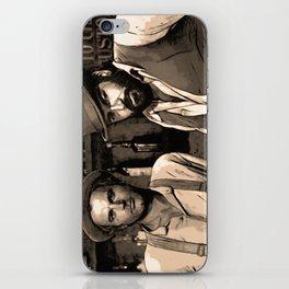 true heroes iPhone Skin