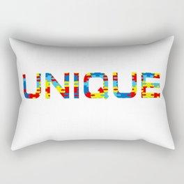 Autism Awareness Month - Unique Rectangular Pillow