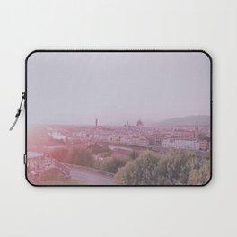 Florence cityscape Laptop Sleeve
