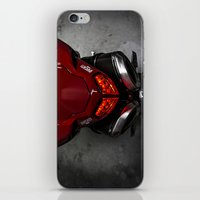 ducati iPhone & iPod Skins featuring Ducati 1198 SP by Elias Silva Photography