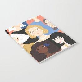 Girls 01 Notebook