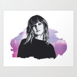 Midnights Art Print
