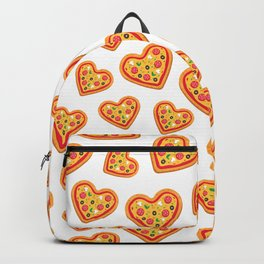 Pizza Love Backpack
