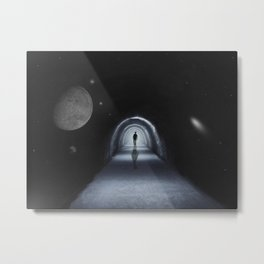Sleep walk Metal Print