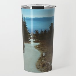 Path up the Great Smoky Mountains Travel Mug