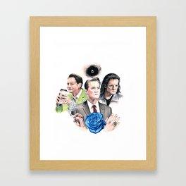 The Holy Trinity Framed Art Print