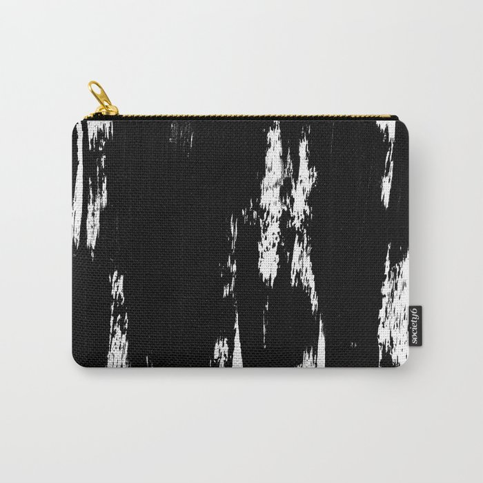 Inky Texture 5 Carry-All Pouch