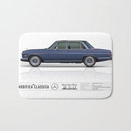Mercedes Benz 1971 250 W114 Sedan Bath Mat