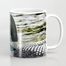 Pretty Loon Coffee Mug