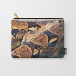 Sleeping Snake Carry-All Pouch