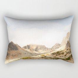 amazing Tatra mountains Rectangular Pillow
