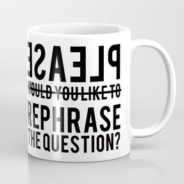 Please Coffee Mug