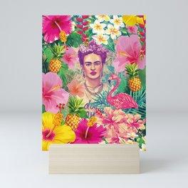 Frida Jungle Mini Art Print