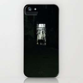 #280 Walk in the #Light iPhone Case
