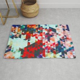 Geometrico #geometrical #abstract Rug
