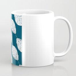 Beech Leaves Coffee Mug