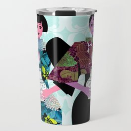 Merry Widows Travel Mug