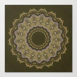 Better than Yours Colormix Mandala 4 Canvas Print